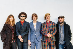 Johnny Borrell & Zazou